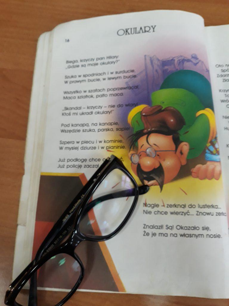 Dzień Okulistyki Biblioteki Gminy żary