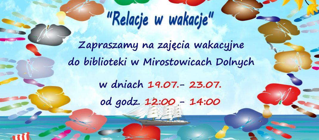 ☀🌻☀🌻 Wakacje w Mirostowicach Dolnych ☀🌻☀🌻